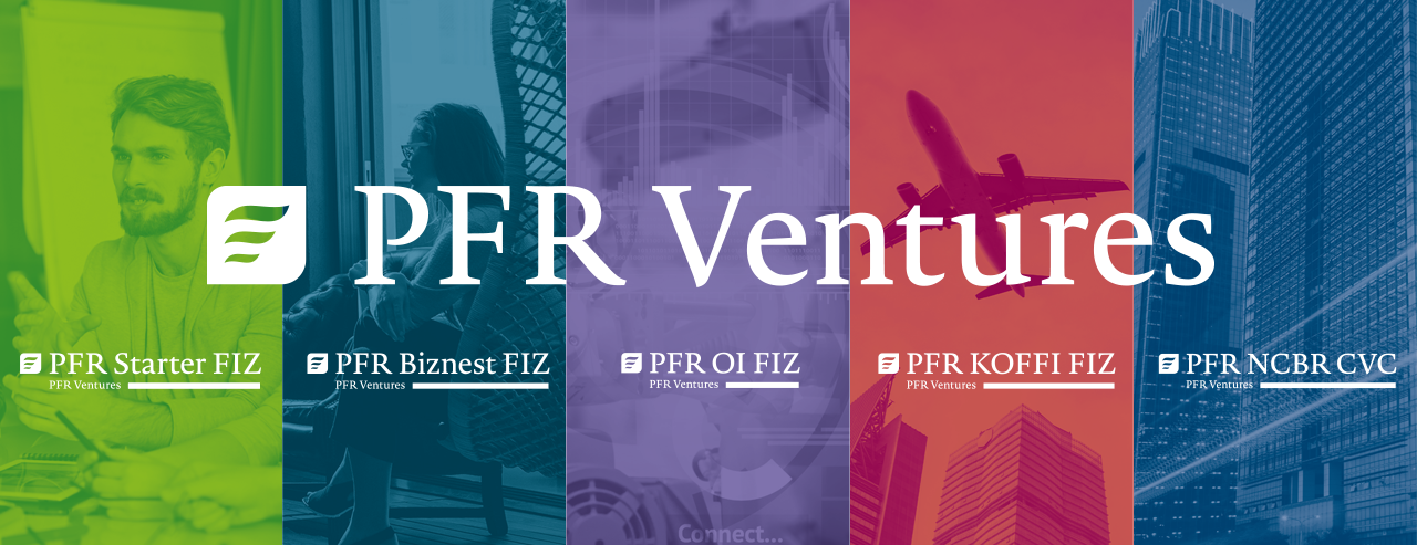 All PFR Ventures programs cover